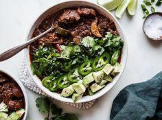 Crock Pot Paleo Chili ketogenic slow cooker recipes