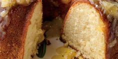 Pineapple Pound Cake | Our State Magazine