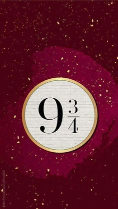 9 3/4 Harry Potter