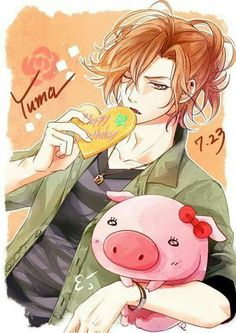 Shared by Find images and videos about anime, diabolik lovers and mukami on We Heart It - the app to get lost in what you love. Happy Tree Friends, Mystic Messenger, Diabolik Lovers Yuma, Mukami Brothers, Diabolik Lovers Wallpaper, Vampire Boy, Otaku Issues, Shared Folder, Shall We Date