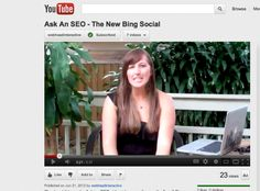 Ask An SEO: Bing Goes Social.