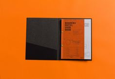 Roaders User book on Behance