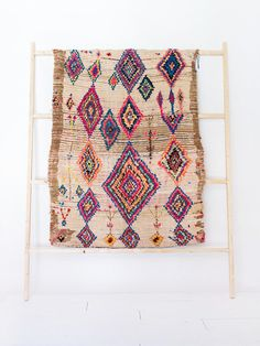 Hey, I found this really awesome Etsy listing at https://www.etsy.com/listing/529076959/vintage-moroccan-berber-rug-the-bea