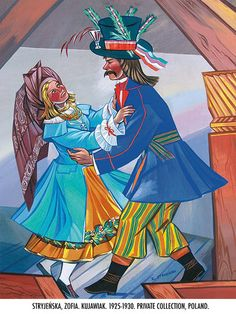 Shades of Poland – Recultured Designs Alexandra Lisiecki Malgorzata Welc S. Art For Art Sake, Poland, Modern Art, Folk, Princess Zelda, Costumes, Fine Art, History, Illustration