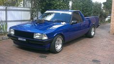 xd ford falcon ute awesome xd