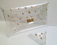 Perfect for a friend who frequents football games or concerts where they only allow clear bags