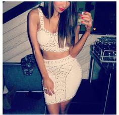 Loving two piece outfits!! ❤❤