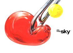 #홍대스카이 #스카이미술학원 #스카이 #홍대미술학원 #홍대입시미술학원 #입시미술 #기초디자인 #풍선 #클립 #쇠질감 #금속표현 #금속묘사 Balloons, Texture, Drawings, Seoul, Design, Surface Finish, Globes, Sketches, Drawing