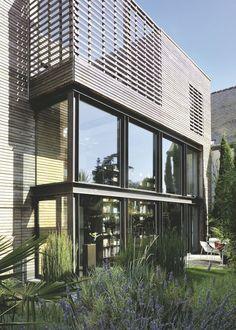frédéric boilevin architecte / extension d'une maison de ville, rennes