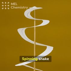 Spinning snake, Category citation index daily direct experiments fiction hub Stem Projects, Science Projects, Projects For Kids, Diy For Kids, Crafts For Kids, Creative Activities, Science Activities, Activities For Kids, Science Crafts