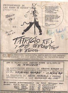 TEATRO BAMBALINAS - DOMINGO 8/7/1984