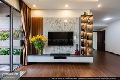 Living Room Partition Design, Living Room Tv Unit Designs, Ceiling Design Living Room, Bedroom False Ceiling Design, Home Room Design, Tv Unit Interior Design, Tv Unit Furniture Design, Bedroom Furniture Design, Modern Tv Room