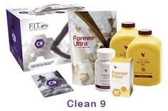 9 Days  -  Detox and weight Loss Program.