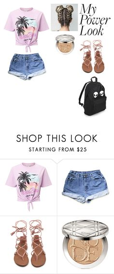 """""""don't forget about me"""" by onesuponatime ❤ liked on Polyvore featuring Miss Selfridge and Christian Dior"""