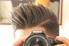 Haircut by kamo_barber http://ift.tt/1XP8LeR #menshair #menshairstyles…