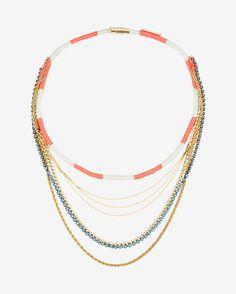 Venessa Arizaga Lady of Ipanema Watermelon Necklace | Shop IntermixOnline.com  #INTERMIX #SWEEPSTAKES
