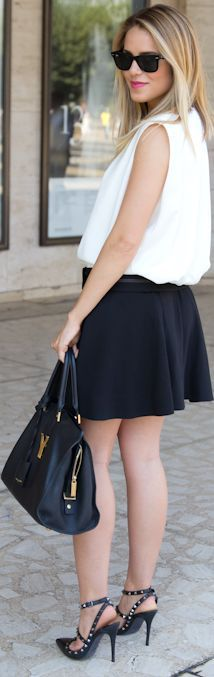 Black & White by Gal Meets Glam