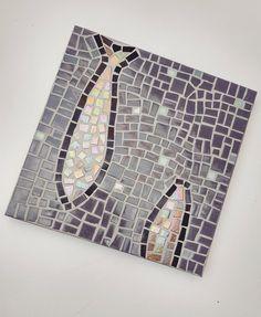 "Mosaic Artwork ""Goldfish"""