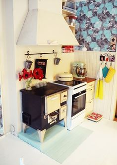 Puuhella Country Style Homes, Decor, Diy Decor, Furniture, Kitchen, Home, Storage, Cabinet, Home Decor
