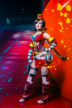 Moon Moxxi | Borderlands The Pre-Sequel! Cosplay: Cnidarium  Photography By Darshelle Stevens;  Assistants: Lyz Brickley Cosplay and WindoftheStars Cosplay   5DIII | 24-70mm f/2.8L II | 2 AB800's