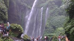 Sindang Gile Waterfall