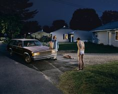 Bid now on Untitled (Pregnant woman/pool) by Gregory Crewdson. View a wide Variety of artworks by Gregory Crewdson, now available for sale on artnet Auctions. Narrative Photography, Cinematic Photography, Color Photography, Street Photography, Night Photography, Digital Photography, Edward Hopper, James Casebere, James Turell