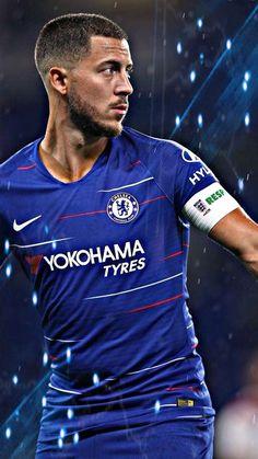 Best Football Players, Sport Football, Chelsea Football, Chelsea Fc, Eden Hazard Wallpapers, Chelsea Wallpapers, Eden Hazard Chelsea, Soccer Stars, Football Wallpaper
