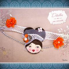 Broches para novias especiales ;D #felt #broche #brooch #wedding #novia #cute #handmade #hechoamano