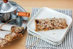 Sweet & Spicy Energy Bars | ShesCookin.com