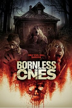 """The Evil Dead Are Coming This February In """"The Bornless Ones"""" http://asouthernlifeinscandaloustimes.blogspot.com/2017/01/the-evil-dead-are-coming-this-february.html"""