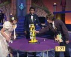 1987: The Honeymoon Quiz waarbij 3 newlywed koppels tegen elkaar spelen.