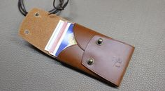 aesopica - neck wallet