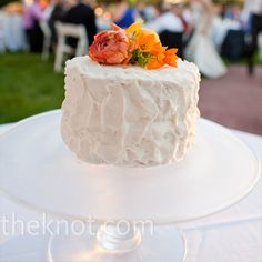Buttercream with Flowers
