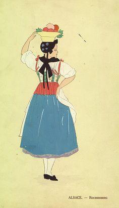 Keim Alsace costume | Flickr - Photo Sharing!