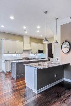 White Kitchen Inspiration, Kitchen Remodel Ideas, Kitchen Design, Kitchen  Island | Classic White Kitchens | Pinterest | Light Hardwood Floors,  Classic White ...