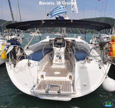 Caribbean Yacht Broker - Bavaria  38 Cruiser