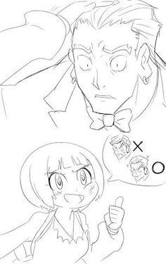 Resultado de imagem para kill la kill mako and gamagori