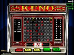 Joker Online Casino is your guide to play online Keno and other Casino Games Online. Best Place to play Keno Online. Online Casino Games, Casino Sites, Online Casino Bonus, Spin, Igt Slots, State Lottery, Lottery Games, Ball Drawing, World Play