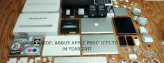 Apple Products 2017