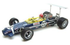 EXOTO 97009 LOTUS FORD 49B die cast model Siffert 2nd British GP 1968 1:18th Diecast, Lotus, Monster Trucks, Scale, Ford, British, Amazing, Awesome, Cool Stuff