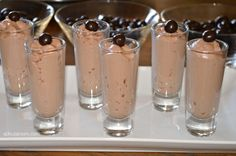 Chocolate Mousse Recipe at About A Mom