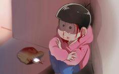 Osomatsu-san- Todomatsu #Anime「♡」Dark