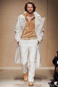 75ba4b45e170 Salvatore Ferragamo Fall 2011 Menswear Fashion Show Collection  See the  complete Salvatore Ferragamo Fall 2011 Menswear collection.