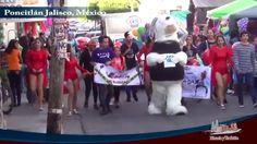 Iniciando Desfile Expo Maxcota MX 2015 - Poncitlan Jalisco