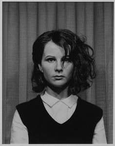 Katy Grannan (born 1969). Like Diane Arbus, Grannan often gravitates towards outré subjects—albinos, street people—for her portraits. However, she is less interested in exploring society's margins than in she is capturing the ways in which everyone, no matter what walk of life, comports him or herself for the camera. For Grannan, the artifice of the pose is the defining element in our relationship with photography.