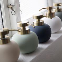 Distributeur de savon - Bleu