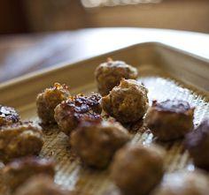 Simple & Easy Meatballs Recipe #GamedayParmesan