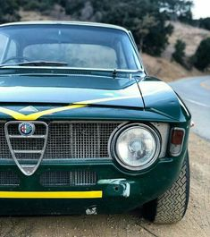 """Explore our internet site for even more relevant information on """"alfa romeo giulia"""". It is an exceptional area to get more information. Alfa Romeo Gta, Alfa Romeo Spider, Alfa Romeo Giulia, Alfa Gta, Old Sports Cars, Sport Cars, Luxury Car Brands, Luxury Cars, Vintage Racing"""