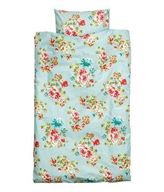French Country Floral Twin Duvet Quilt Cover 2pc Set Floral Print Pink Turquoise 100% Cotton Girly Bedding (Turquoise), http://www.amazon.com/dp/B00M8C6G6A/ref=cm_sw_r_pi_awdm_5i9mvb1HH31CS