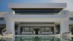 Luxury real estate in San Roque Spain - Contemporary Golfside Villa in Sotogrande - JamesEdition